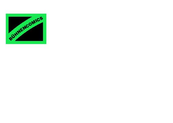 grün bühnencomics