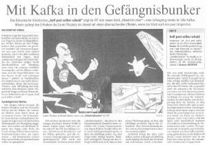 Abwärtsbunker_Rheinische Post_24.09.2009