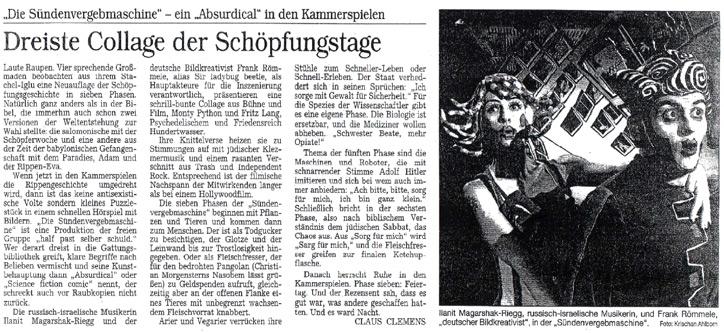 die sündenvergebmaschine_Rheinische Post_05.10.2002