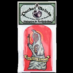 Der heilige Pedantreas (Pocket Saints)